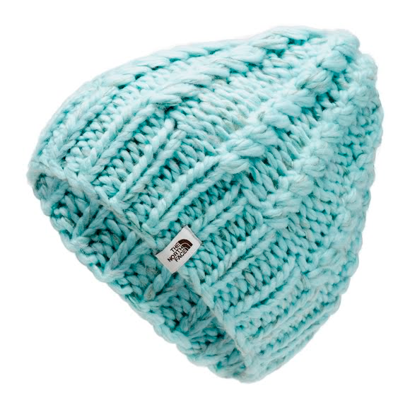 The North Face Women's Chunky Knit Beanie Image