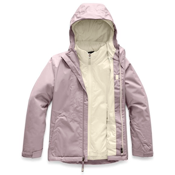 The North Face Youth Girl's Clementine Triclimate Jacket Image