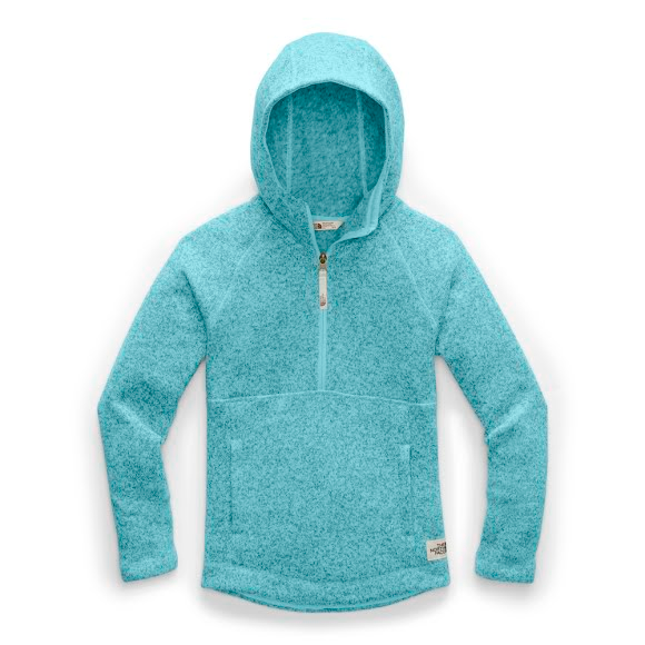 The North Face Youth Girl's Crescent Pullover Hoodie Image