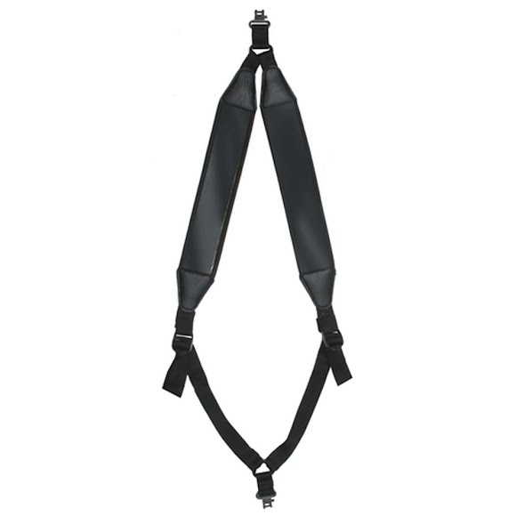 Outdoor Connection Backpack Rifle Sling with Talon Swivels (Black) Image