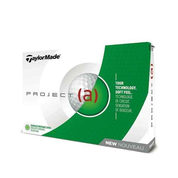 Taylor Made Project (a) Golf Balls (12-Pack) Image