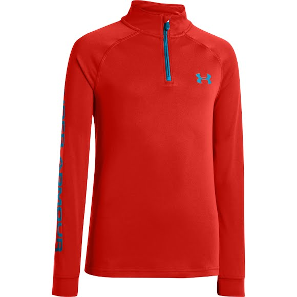 Under Armour Youth Boy's Tech 1/4 Zip Image