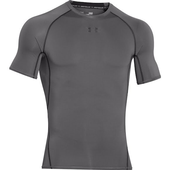 Under Armour HeatGear Armour Compression Short Sleeve Shirt Image