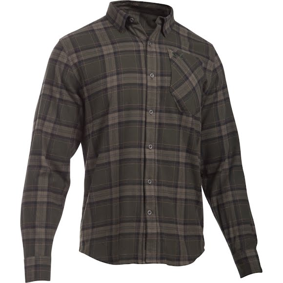 Under Armour Mountain Men's Borderland Flannel Image