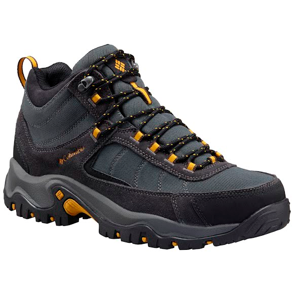 b7d8d9508e8 Columbia Men's Granite Ridge Mid Waterproof Hiking Shoe