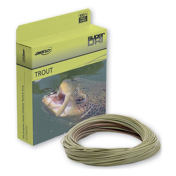 Airflo Super-DRI Technical Trout Taper (WF6) Image