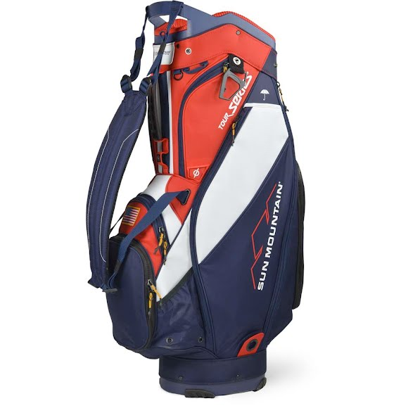 Sun Mountain Sports Tour Series Cart Bag Image
