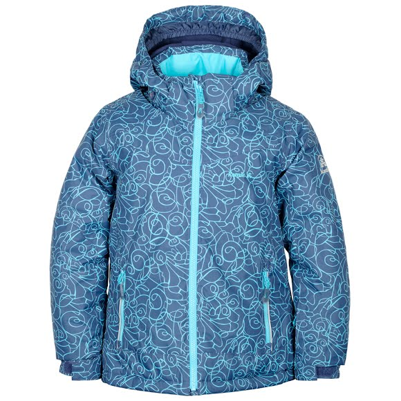 Kamik Youth Girl's Tessie Tiptoe Jacket Image