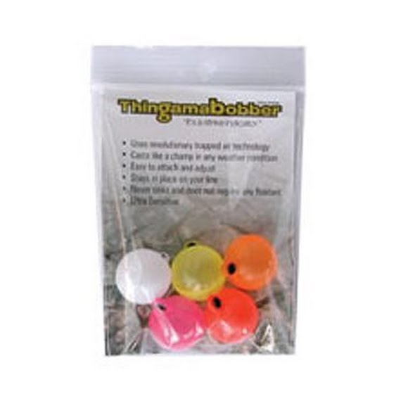West Water Products The Thingamabobber Strike Indicator (1/2'') (5 pack) Image