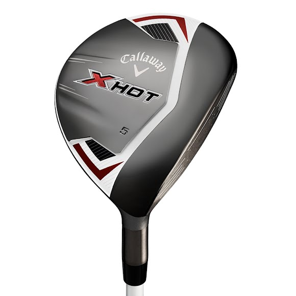 Callaway Women's X Hot Fairway Woods Image
