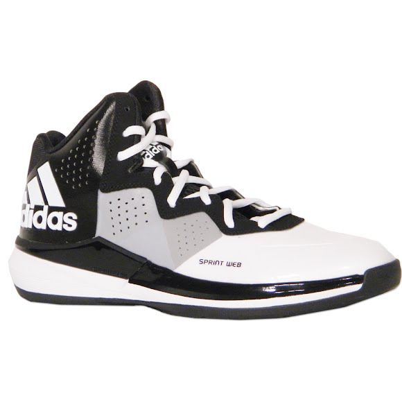 Adidas Men's Intimidate Basketball Shoe Image