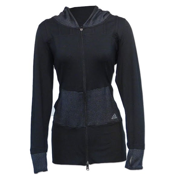 Adidas Women's Twist Full Zip Jacket Image
