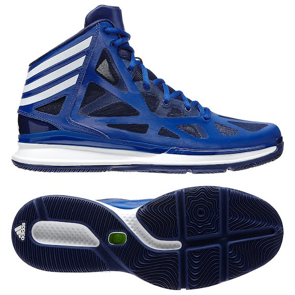 Adidas Men's Crazy Shadow 2 Basketball Shoes Image