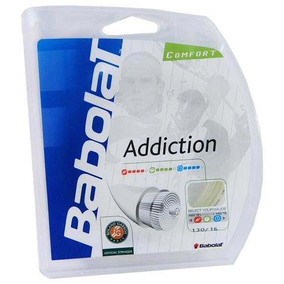 Babolat Addiction 130/16 Racket String Image