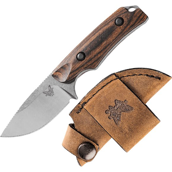 Benchmade Knives Hidden Canyon Hunter Fixed Blade Knife Image