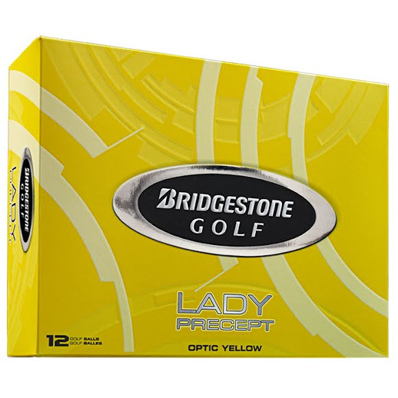 Bridgestone Lady Precept Golf Ball Image