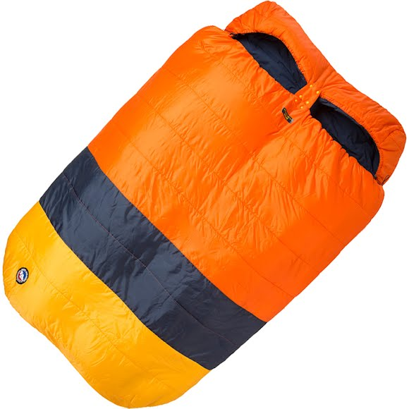 Big Agnes Dream Island Doublewide 15 Degree Sleeping Bag Image