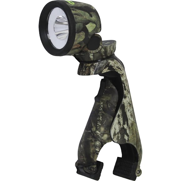 Black Fire Clamp Light (Mossy Oak) Image