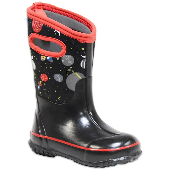 Bogs Youth Toddler Classic Space Boots Image