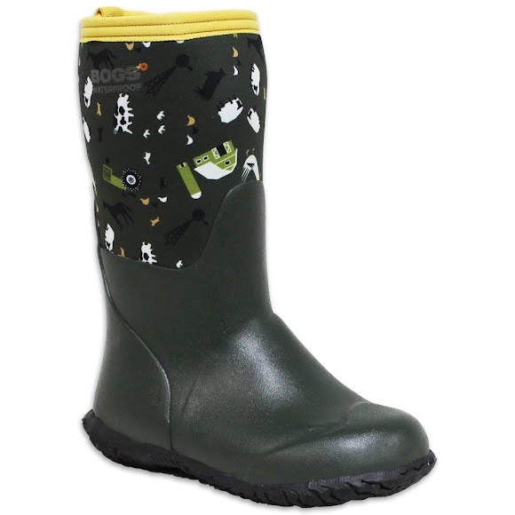 Bogs Youth Infant Range Farm Winter Boots Image