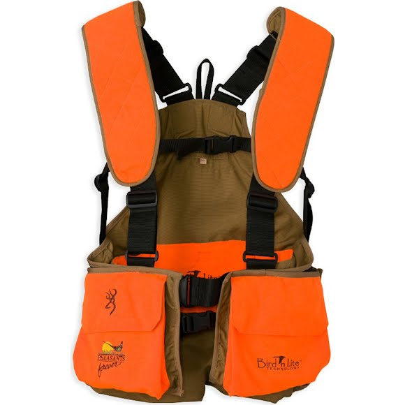 Browning Bird 'n' Lite Strap Vest (Extended Sizes) Image