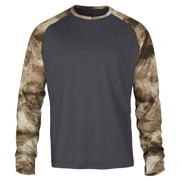 Browning Men's Hell's Canyon Speed Riser-FM Long Sleeve Shirt Image