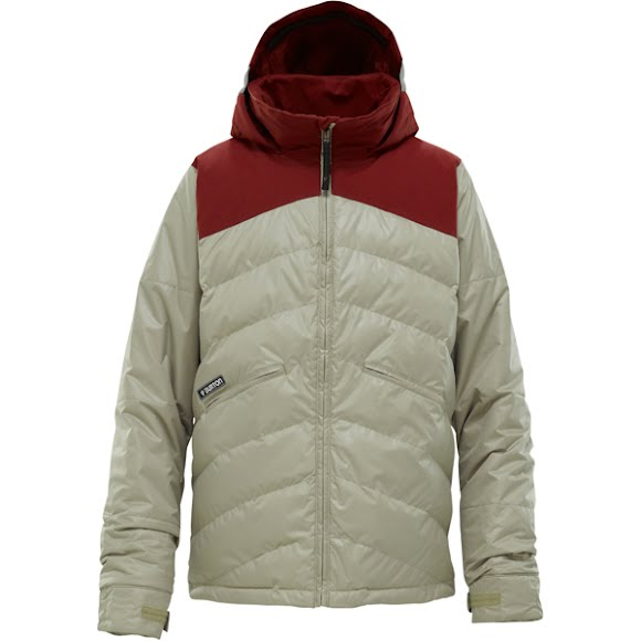 Burton Youth Boy's Puffaluffagus Jacket Image