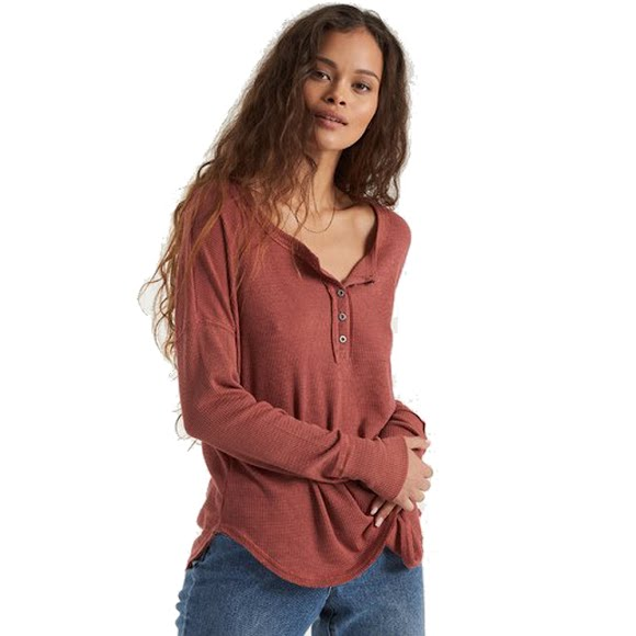 Billabong Women's Any Day Top Image