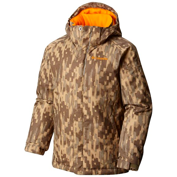 Columbia Boy's Youth Twist Tip Jacket Image