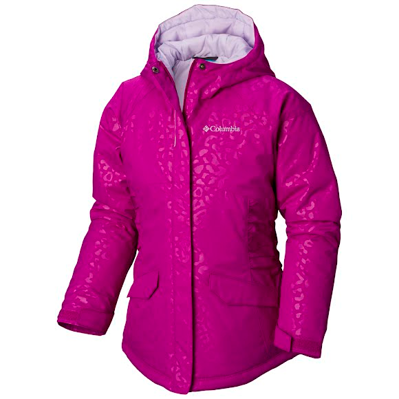Columbia Girl's Youth Razzmadazzle Jacket Image
