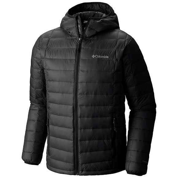 7d7d2de59 Columbia Columbia Men's Voodoo Falls 590 Turbodown Hooded Jacket (Extended  Sizes)