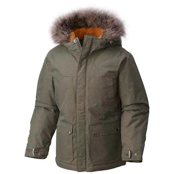 Columbia Boy's Youth Snowfield Jacket Image