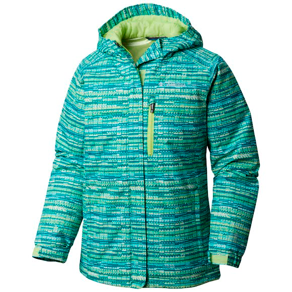 Columbia Girl's Youth Magic Mile Jacket Image