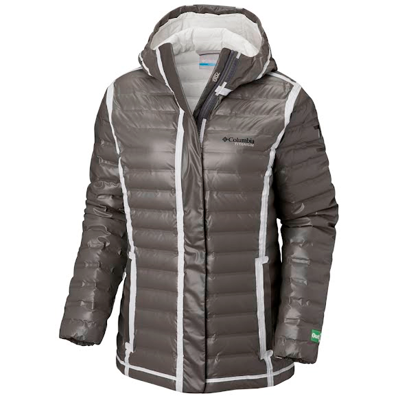 Columbia Women's OutDry Extreme Eco Down Jacket Image