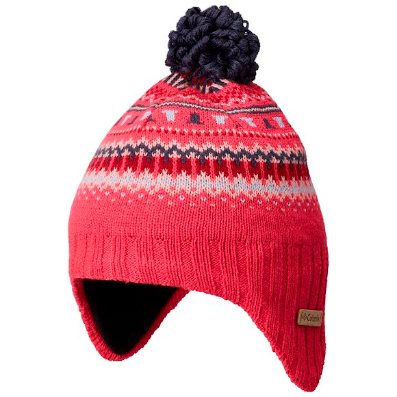 Columbia Youth Winter Worn II Peruvian Hat Image