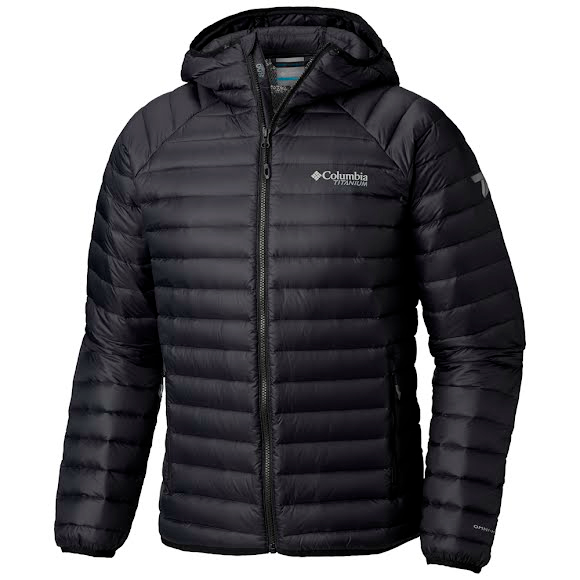 Columbia Men's Alpha Trail Down Hooded Jacket
