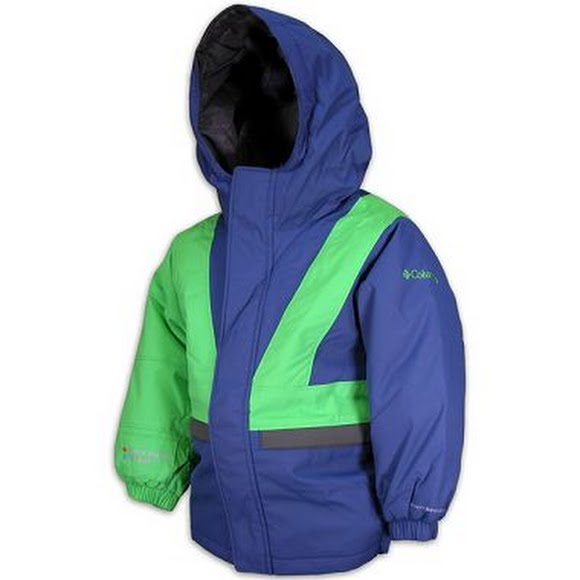 Columbia Boys Toddler Zoom Jacket Image
