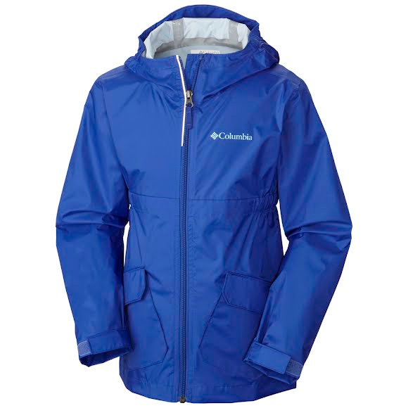 Columbia Youth Girl's Trail Trooper Rain Jacket Image