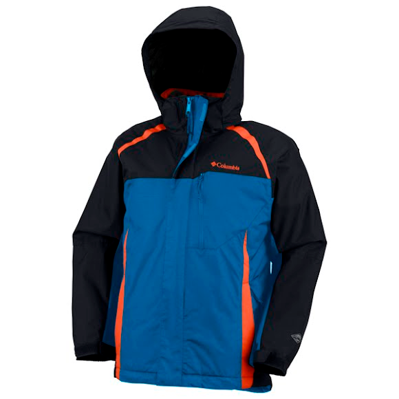 Columbia Boys Preschool Summit Rush Jacket Image