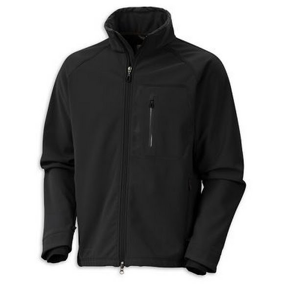 Columbia Mens Ice Axe Softshell Jacket Image