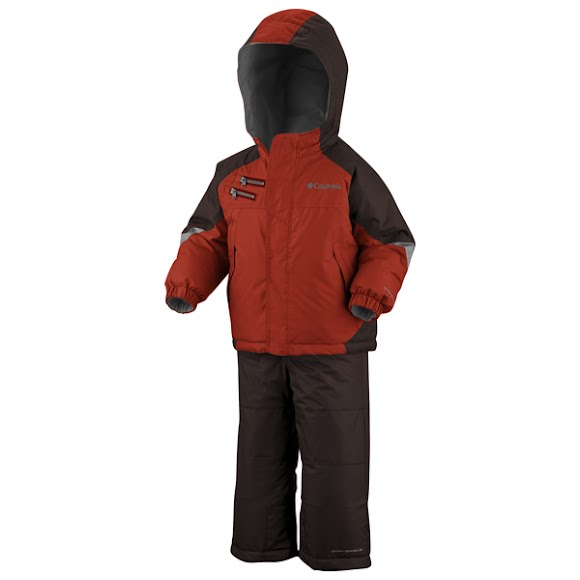 Columbia Boys Infant Rugged Reversible Snow Set Image