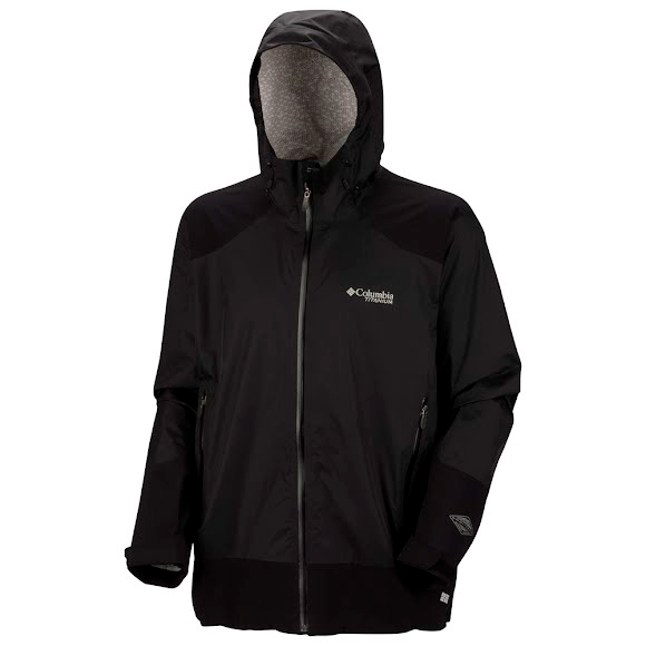 Columbia Mens Greene Trail Jacket Image