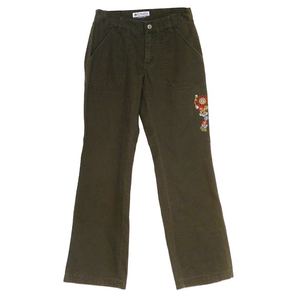 Columbia Girl's Youth Marta Meadow Pant Image