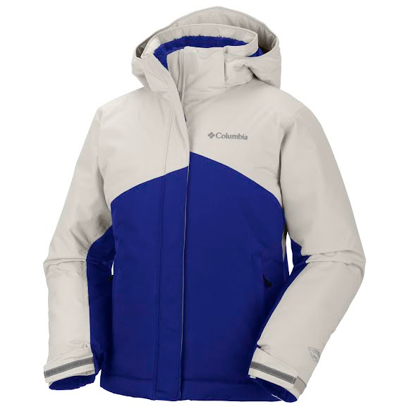 Columbia Girls Youth Crash Out Jacket Image