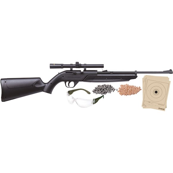 Crosman Pumpmaster 760 (.177) Air Rifle Kit Image