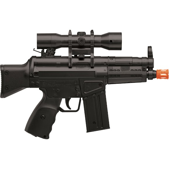 Crosman Game Face Mini Pulse M74 Airsoft Rifle Image