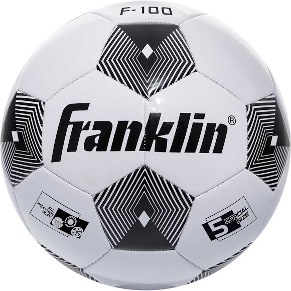 Franklin Competition 100 Soccer Ball Image