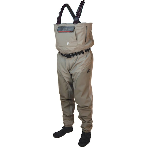 Frogg Toggs Anura II Reinforced Nylon Breathable Stockingfoot Waders Image