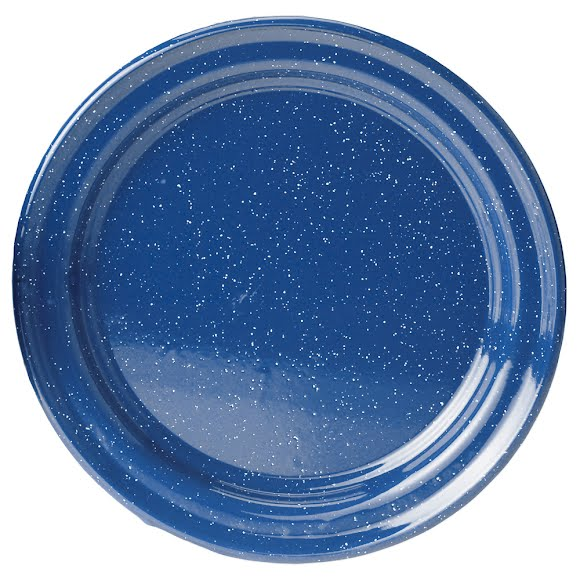 Gsi Outdoors 10'' Enamelware Plate Image