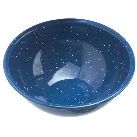Gsi Outdoors 6'' Enamelware Mixing Bowl Image